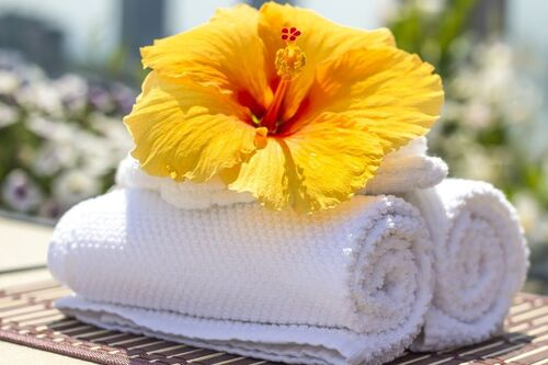 Laundry facilities available for all Kaiviti guests