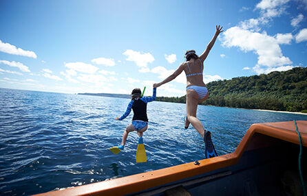 Daily Tours from Port Vila
