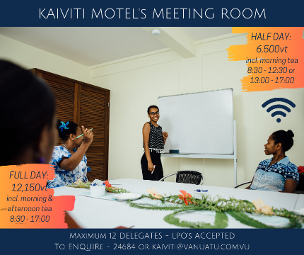 Meeting Room Promotion