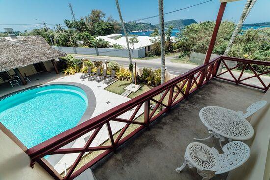 Standard Studio Balcony